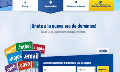 Madrid, la comunidad autónoma con más dominios .es 68