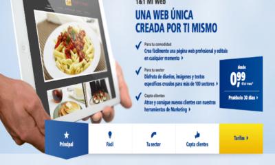 Cómo crear una web con 1&1 Mi Web (VIII): Editar logotipo 72