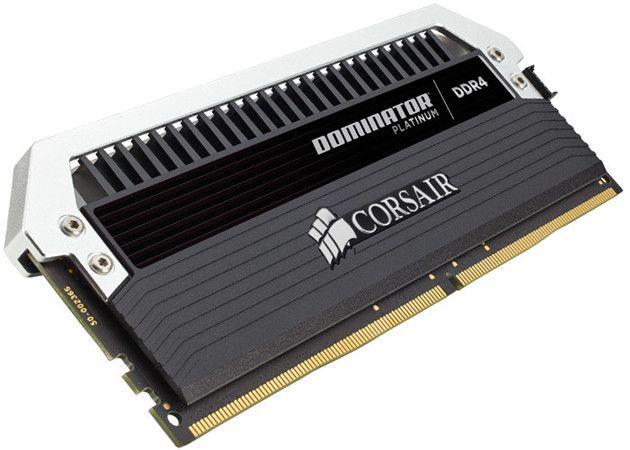 Corsair presenta memorias DDR4 Vengeance LPX y Dominator Platinum