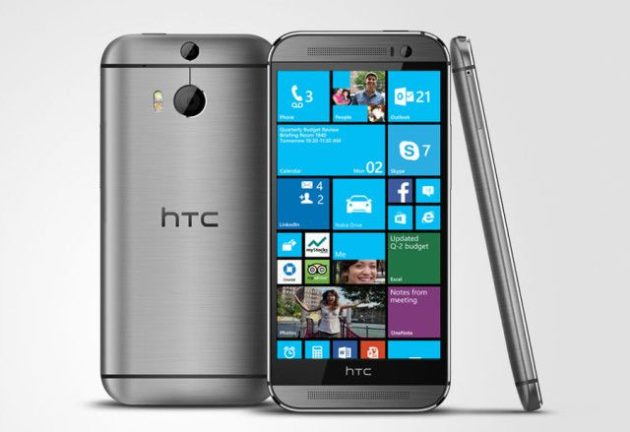 El HTC One M8