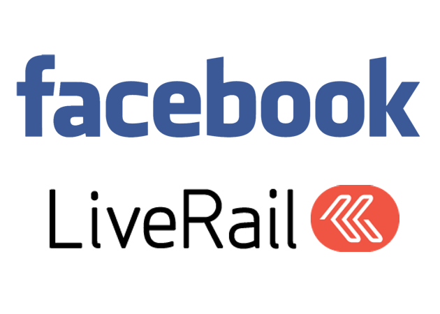 Facebook y LiveRail