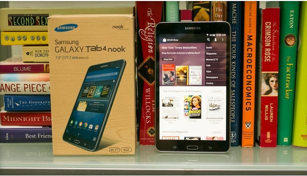 Galaxy Tab 4 Nook