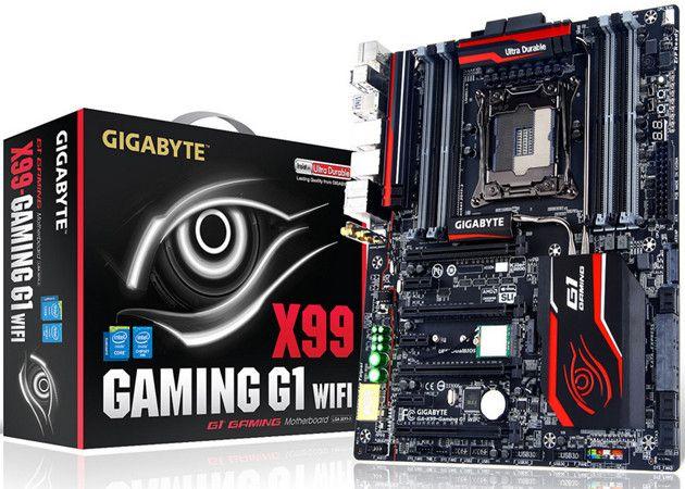 Gigabyte X99 Gaming G1