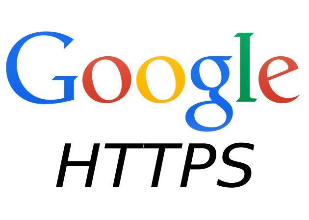 Google prioriza HTTPS