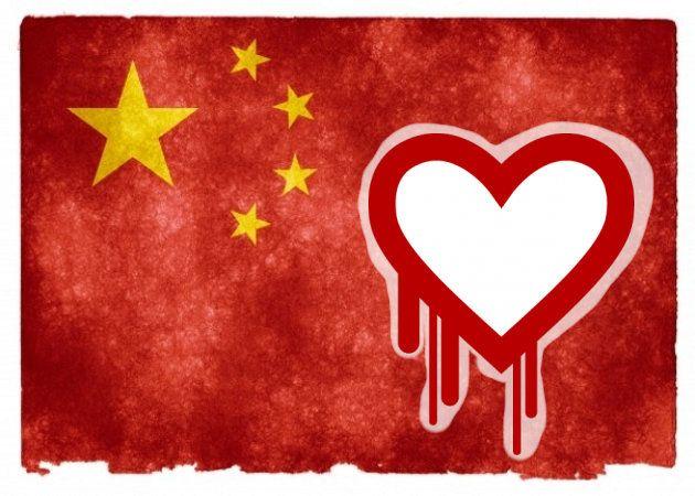 Heartbleed causa estragos en el servicio de salud de China