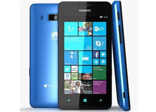 Huawei cancela Windows Phone