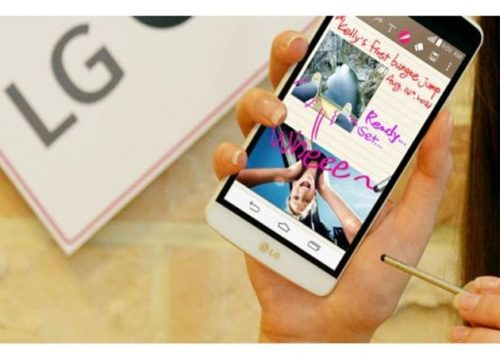 """LG G3 Stylus, un rival del Galaxy Note """"con precio justo"""""""