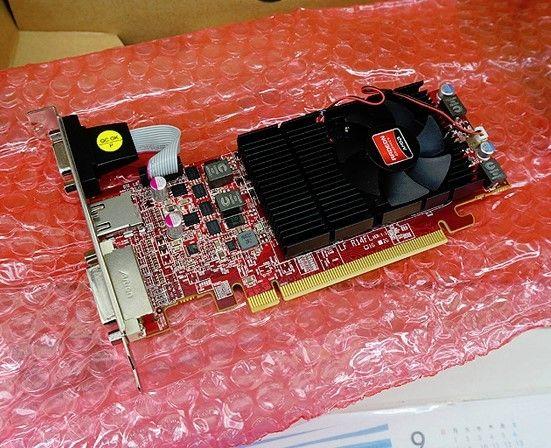 La Radeon R7 250XE