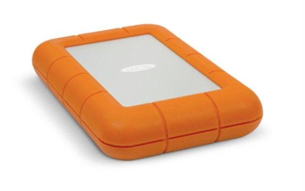 LaCie Rugged Thunderbolt 500 GB SSD, velocidad y diseño