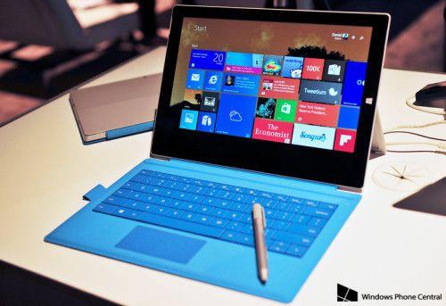 Según Microsoft Surface Pro 3 no sufre problemas de hardware