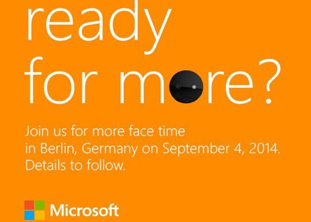 Lumia 730 y Lumia 830