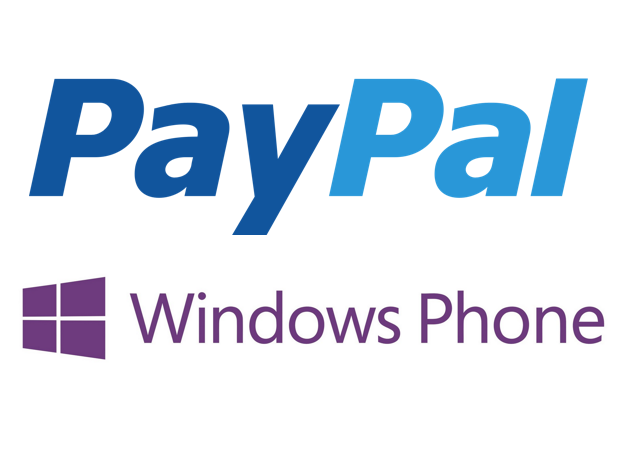 PayPal para Windows Phone