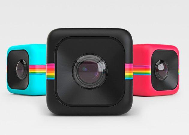 Polaroid reta a GoPro con su nueva Cube
