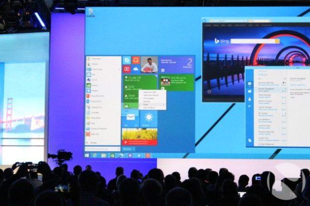 Preview de Windows 9