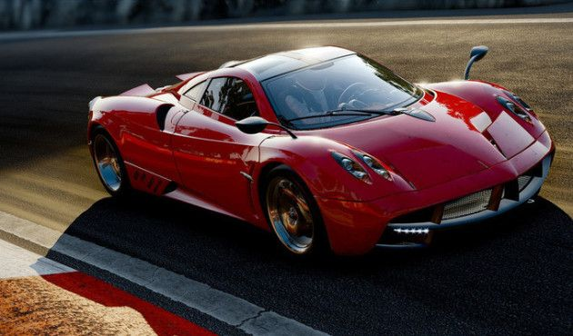 Project CARS corre