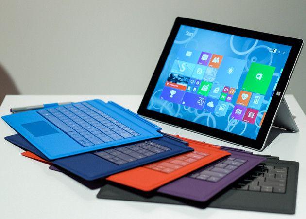 Surface Pro 3 en España