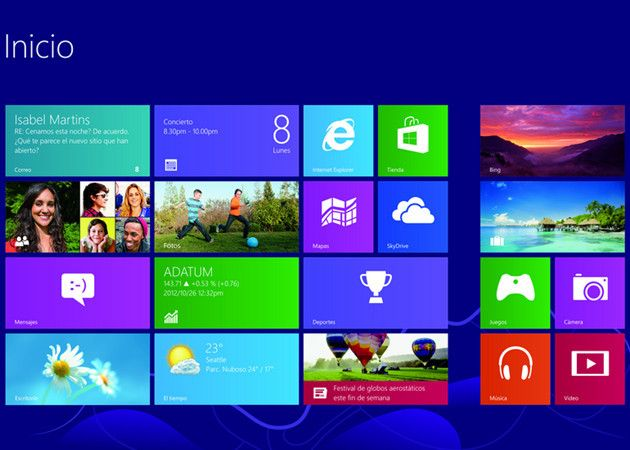 Windows 8 supera a Windows XP en cuota de mercado, dice StatCounter