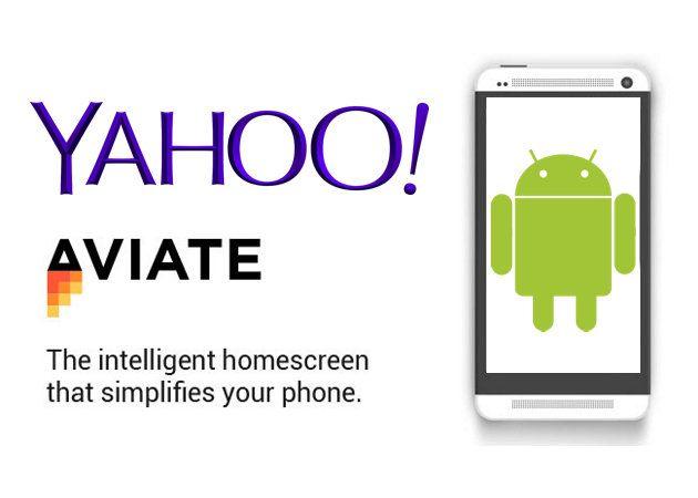 Yahoo Aviate para Android