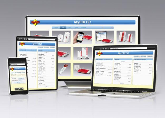 AVM actualiza su aplicación MyFRITZ! por motivos de seguridad