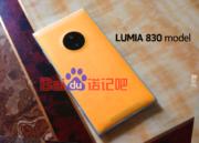 Nuevas imágenes del Lumia 830 en varios colores 30