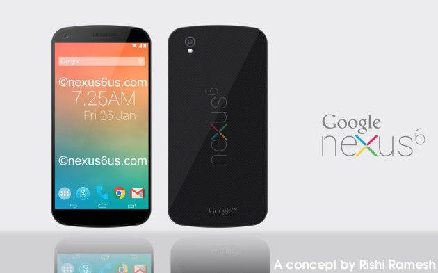 benchmark del Nexus 6
