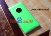 Nuevas imágenes del Lumia 830 en varios colores 34