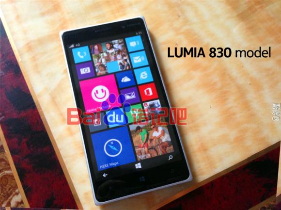 del Lumia 830