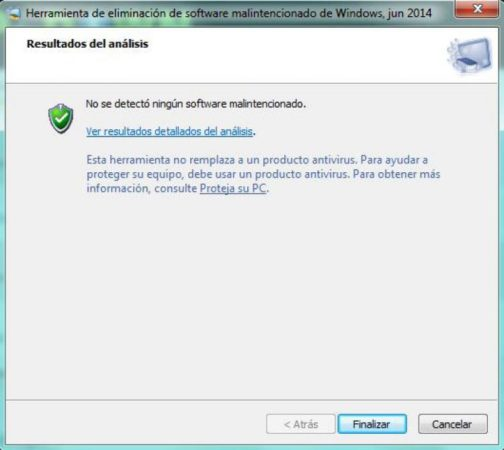 herramienta anti-malware