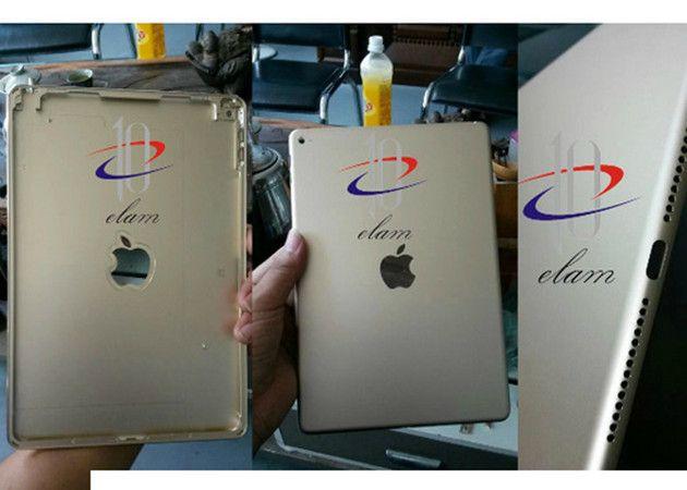 Nuevo diseño del iPad Air 2