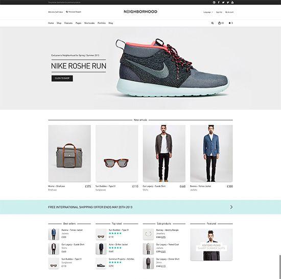 Los mejores temas de WordPress para diseñar tiendas online adaptadas a móviles 35