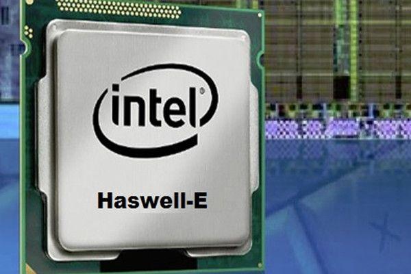 procesadores Haswell-E de Intel