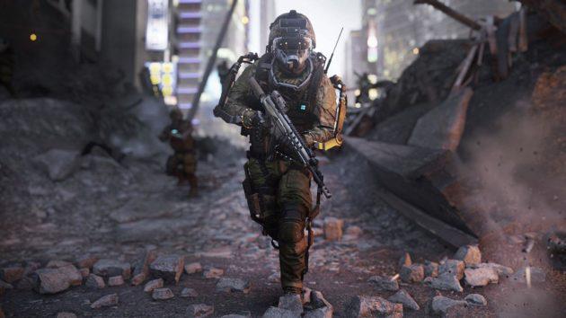 requisitos de Call of Duty Advanced Warfare