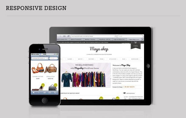 Los mejores temas de WordPress para diseñar tiendas online adaptadas ...