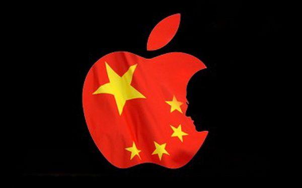 China prohíbe al gobierno el uso de productos Apple