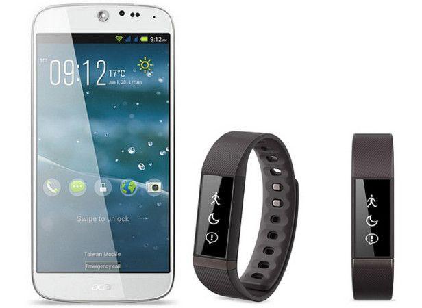 smartband Acer