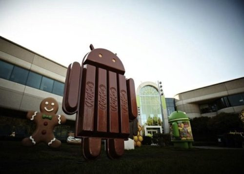 Google publica el kernel de KitKat para Android One