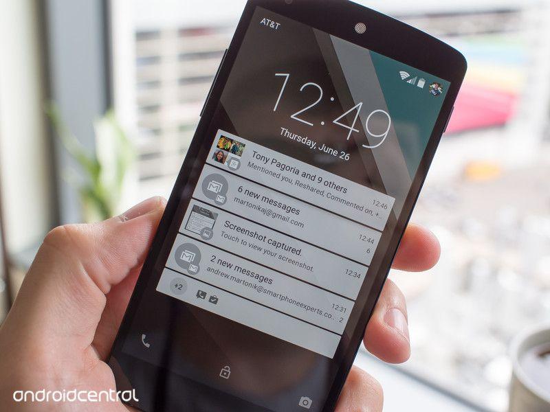 Google presentará esta semana Android L y la tableta Nexus 9