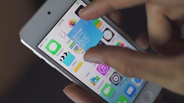Youtuber mete el dedo en el ojo a Apple por iOS 8.0.1