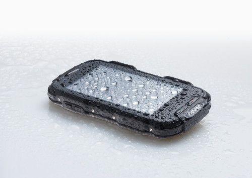 Evolveo Strongphone Q4, smartphone rugerizado a buen precio