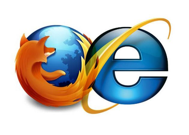 Firefox o Internet Explorer