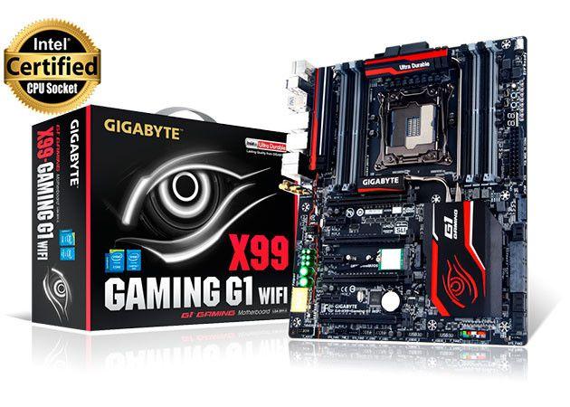 GIGABYTE GA-X99-Gaming G1 WIFI, análisis
