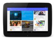Google Play Kiosko tablet