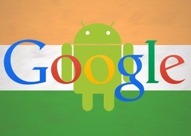 Google y Android en la India