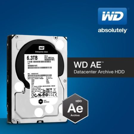 HDDs WD Ae