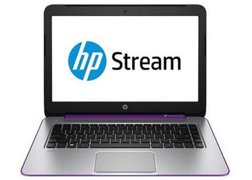 HP presenta el anti-Chromebook Stream 14