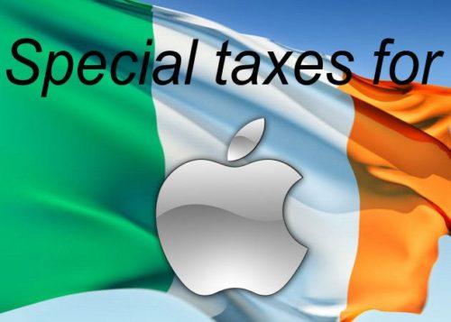 El acuerdo sobre impuestos entre Irlanda y Apple es injusto