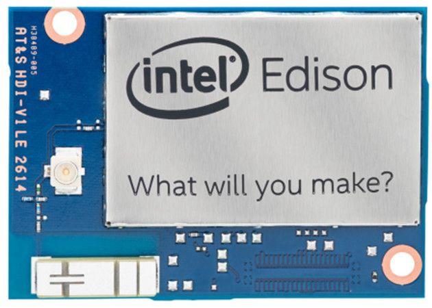 Intel Edison pretende revolucionar el sector del wearable