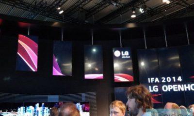LG en IFA 2014