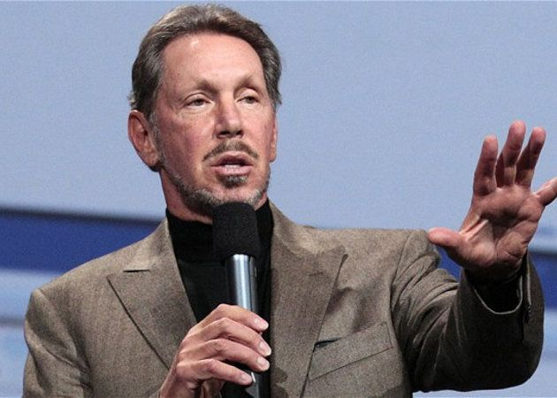 Larry Ellison abandona el puesto de CEO de Oracle