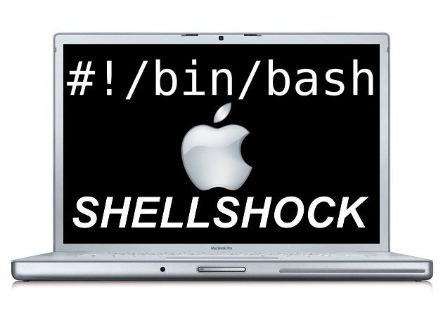 MacBook Pro afectado por Shellshock 2